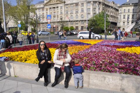 Primavera em Budapeste