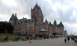 Quebéc City: chegando a cidade mais francesa do Canadá