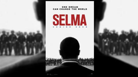 """Selma"" mostra a marcha de Martin Luther King Jr de Selma a Montgomery, no Alabama"