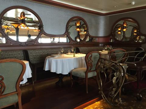 O restaurante Remy