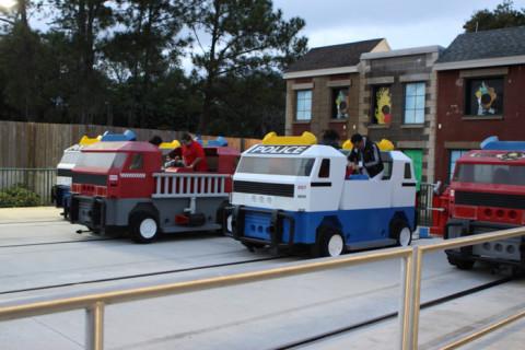 Rescue Academy: esses carros são ruins de sair do lugar!