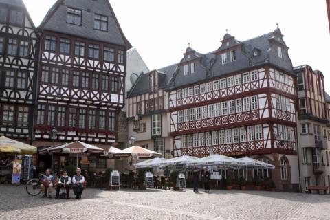 """Esses prédios são """"a cara da Alemanha"""""""