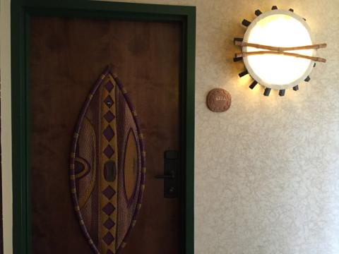 Meu quarto, 4224, standard, na Kudu Trail