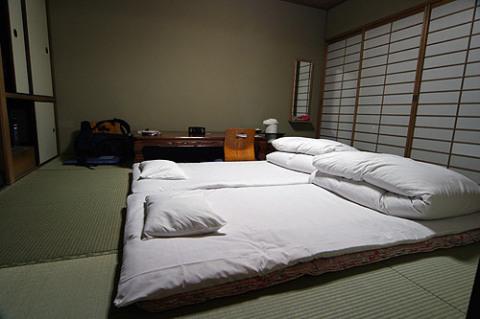 Ryokan em Kyoto