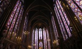 Mudança de planos, Sainte Chapelle e Palais Royal