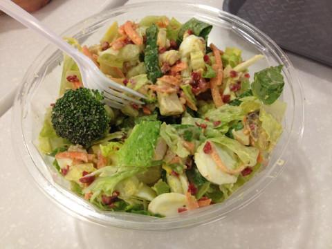 Minha mega salada!
