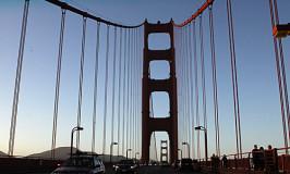 O céu também é azul em San Francisco