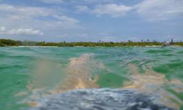 Snorkeling na Lagoa Yal Ku