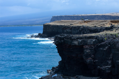 South Point, Big Island, Hawaii