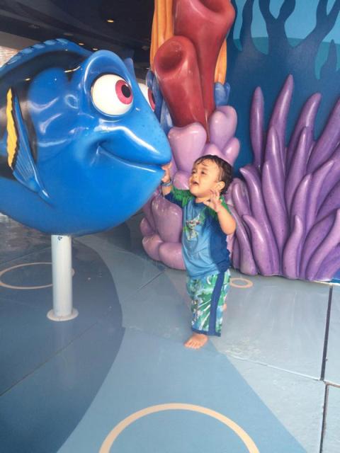 João no Nemo's Reef