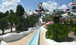 Disney's Blizzard Beach: o parque aquático com neve