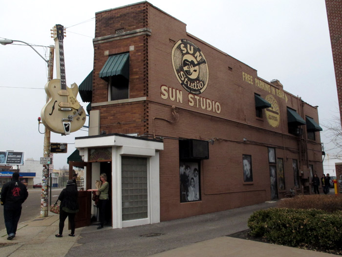 Memphis: Sun Studio e o nascimento do Rock and Roll