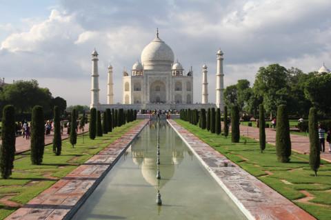 Taj Mahal, foto: Adriana Lacerda
