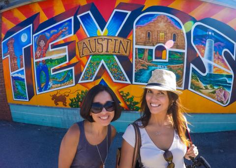 Nosso mural preferido: Texas