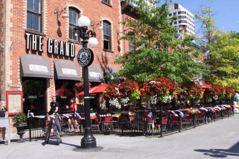 Restaurantes bonitinhos nessa área