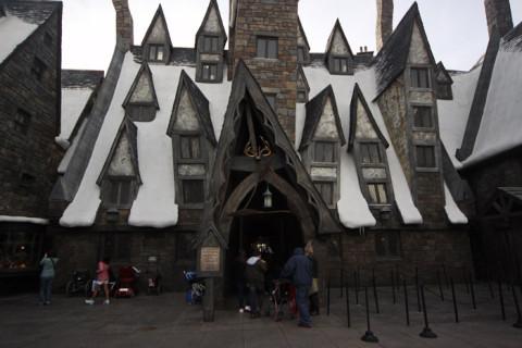 Three Broomsticks, o restaurante de Hogsmeade