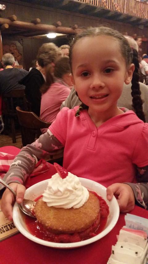 A melhor torta de morango do mundo!