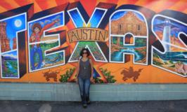 Tour em Austin: murais e street art