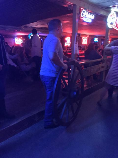 Trazendo a roda pro dance hall
