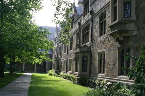 Campus da Universidade de Michigan em Ann Arbor