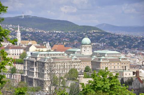 Vista da Citadella