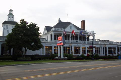 Zehnder's, o restaurante mais famoso da cidade