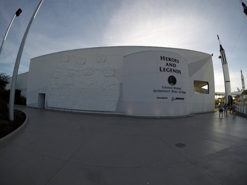 Astronauts Hall of Fame na NASA