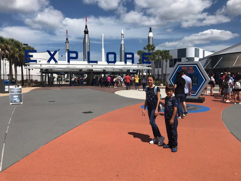 Entrando na NASA: Kennedy Space Center