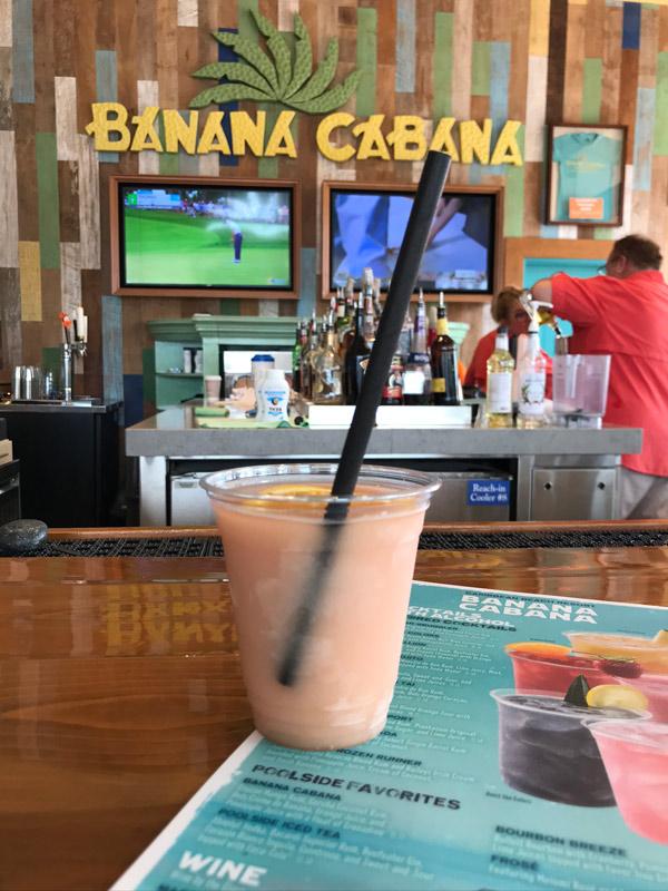 frose-no-banana-cabana-caribbean-beach