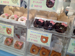 Donuts da Hello Kitty