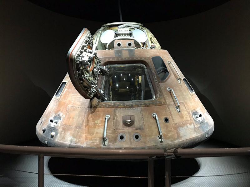 Cápsula da Apollo 14