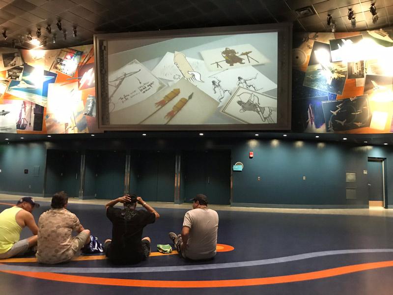 Filme sobre o programa dos ônibus espaciais da NASA