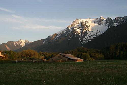 Mountain Loop em Washington