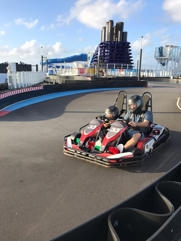 kart duplo no Norwegian Bliss
