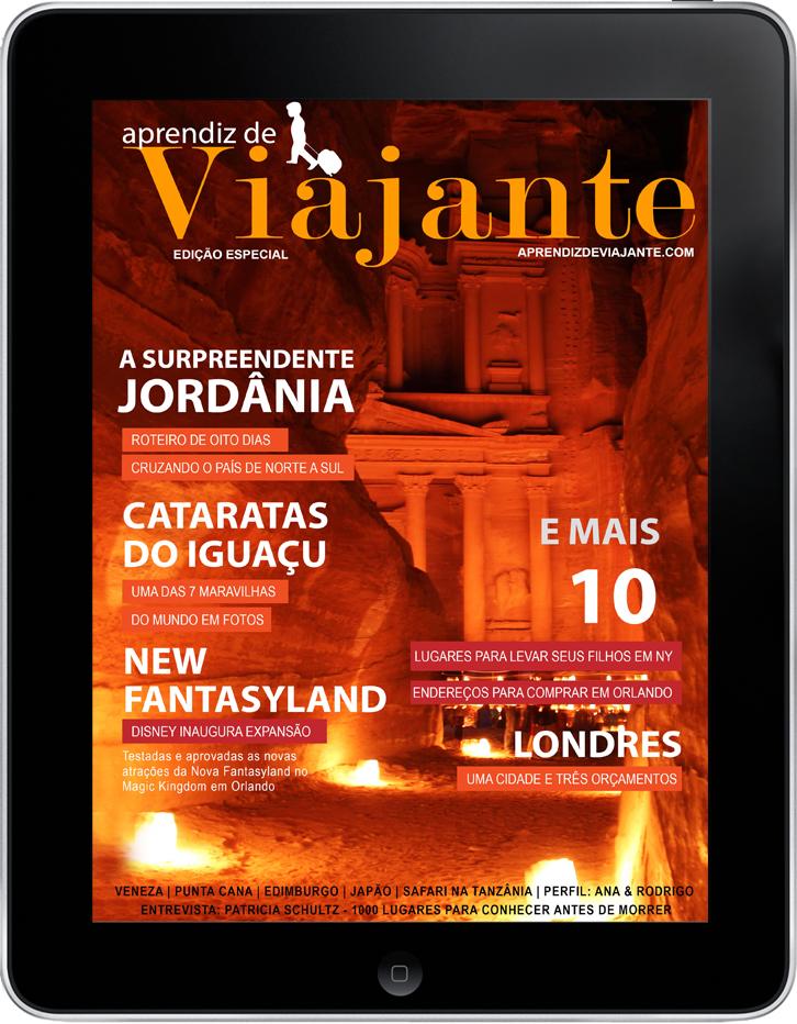 revista digital aprendiz de viajante