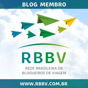 Blog membro da Rede Brasileira de Blogueiros de Viagem